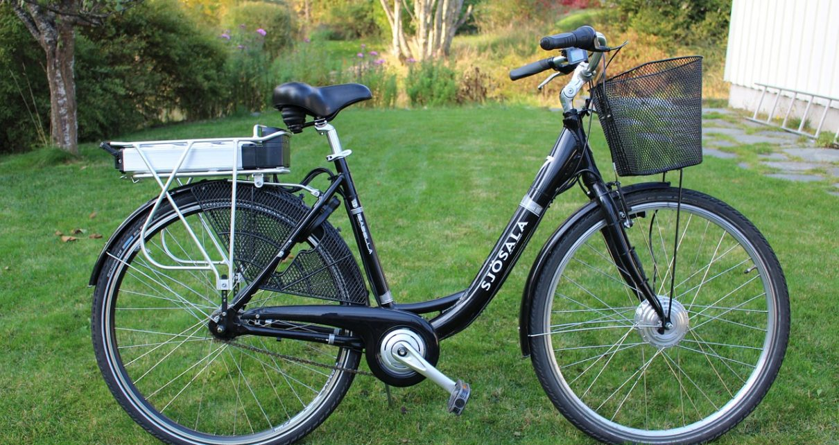 Top 10 Benefits of Electric Bicycles